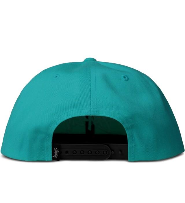 Stussy Turquoise Stock Hawaii Cap
