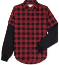 VOLUME 02 Red Walker Flannel Shirt Picture