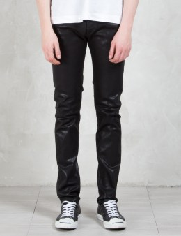 DIESEL BLACK GOLD Type-267 Ready To Dye Stretch Japanese Bull Denim Picture