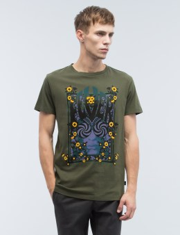 MARC JACOBS Psychedelic S/S T-Shirt Picture