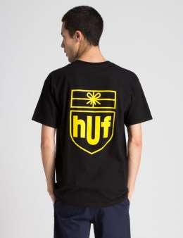 HUF Black Delivery T-Shirt Picture