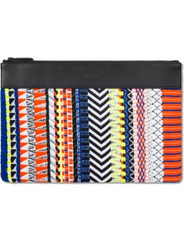 yoshio kubo New Tribal Clutch Bag Picture