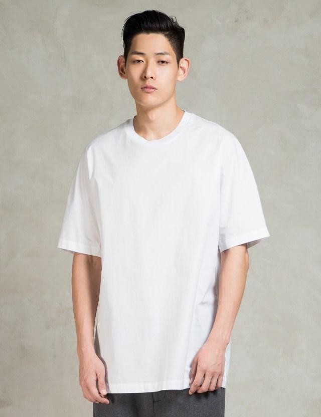 3 1 phillip lim white dolman t shirt hbx