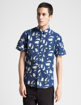 DELUXE Navy Marina Shirt Picture