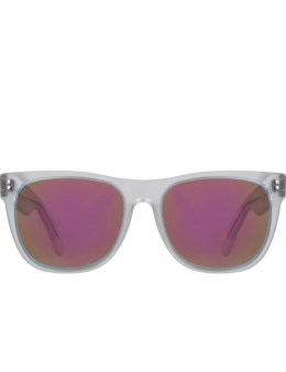 SUPER BY RETROSUPERFUTURE Classic Crystal Flash Matte Sunglasses Picture