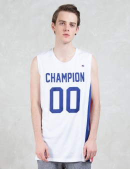 Champion Reverse Weave Basketball Jersey Picture