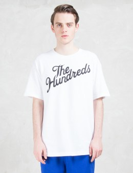 The Hundreds Forever Slant T-Shirt Picture