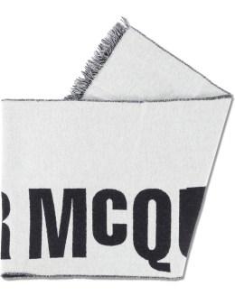 McQ Alexander McQueen McQ New Logo Scarf Picture