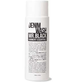Mr. Black Garment Essentials Denim Wash Picture