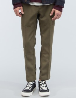MARC JACOBS Slim Twill Pants Picture