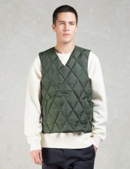 Kinfolk Khaki Shelton Kinfolk X Comfy Down Vest Picture