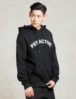 P.A.M. Black Psy Active Hoodie Picture
