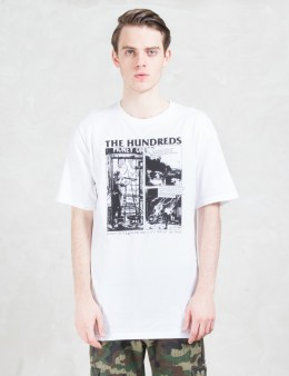 The Hundreds Riot T-Shirt Picture