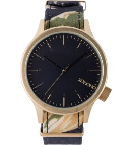 KOMONO Tiger Camo Print Magnus Watch Picture