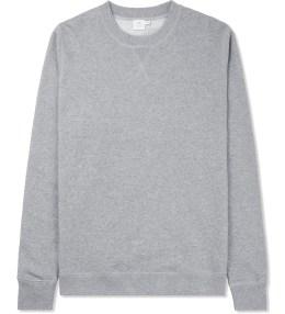 SUNSPEL Grey Melange Sweater Picture