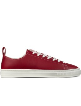 buddy Red B.T Low Smooth Shoes Picture