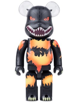 Medicom Toy 400% Godzilla Be@rbrick Desgodzi Burning Ver. Picture