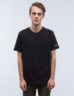 Champion Reverse Weave Sleeve Logo S/S T-Shirt Picture