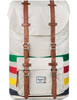 "Herschel Supply Co. Little America ""Hudson Bay Company Collection"" Backpack Picture"
