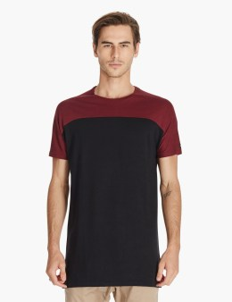 ZANEROBE Red/black Top Tall T-shirt Picture