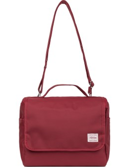Head Porter Red Cycle 3Way Shoulder Bag Picture