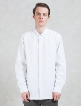 Superism Declan Button Up L/s Oxford Shirt Picture