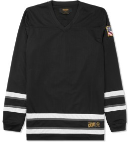 10.DEEP Black 95 Mesh Jersey Picture