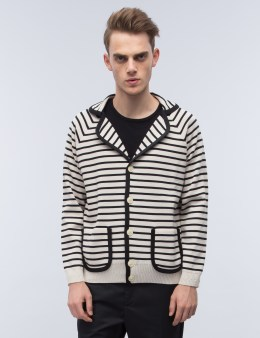 MARC JACOBS Stripe Cardigan Picture