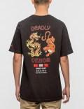 SSUR Clot X SSUR Tiger Dragon T-shirt Picture