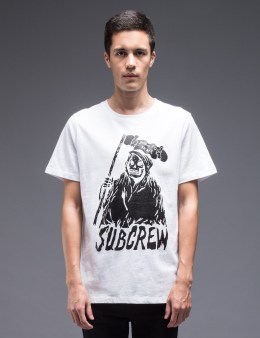 Crew by Subcrew Born To Skate T-Shirt Picture