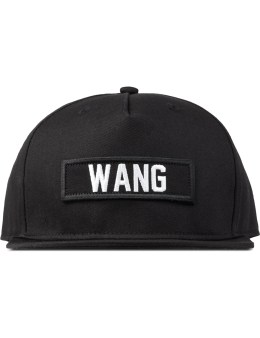 LES (ART)ISTS Black Wang Patch Cap Picture
