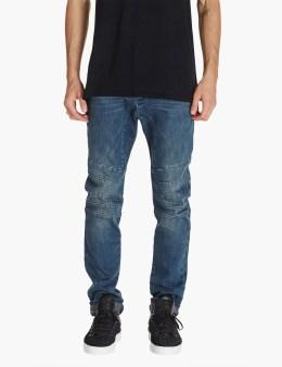 ZANEROBE Indigo Scrambler Denim Jeans Picture
