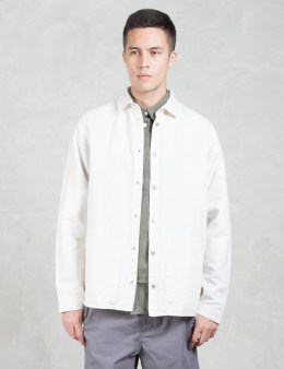 Norse Projects Jens Cotton Linen Broken Twill L/S Shirt Picture