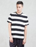 Head Porter Plus Roll Up Border S/S T-Shirt Picture