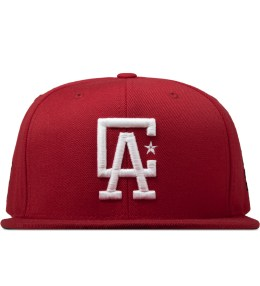CLSC Red CLA Snapback Cap Picture