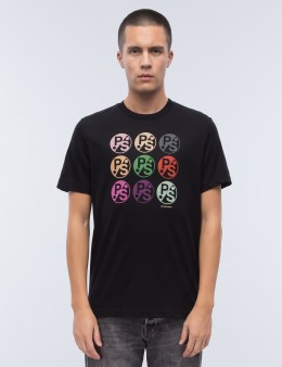 PS by Paul Smith Multi Logo S/S T-Shirt Picture