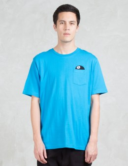 Stussy 8 Ball S/S Pocket T-Shirt Picture