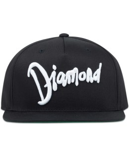 Diamond Supply Co. World Tour Snapback Cap Picture