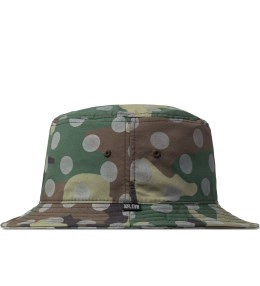 HALL OF FAME Camo 3M Dot Bucket Hat Picture