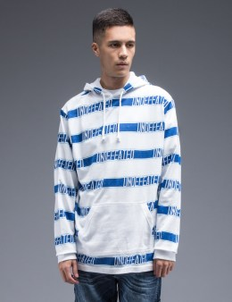 UNDEFEATED Jacquard Logo L/S Pullover Picture