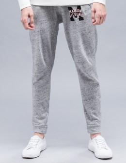 MAISON KITSUNE College Fancy Jogger Pants Picture