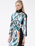 CARVEN Multicolor Cady Printed Storage Jacket Picture