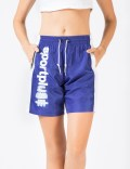 VFILES SPORT PLUS Royal Blue Tech Track Shorts Picture