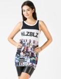 HLZBLZ Multicolor Hlzblz Tank Top Picture