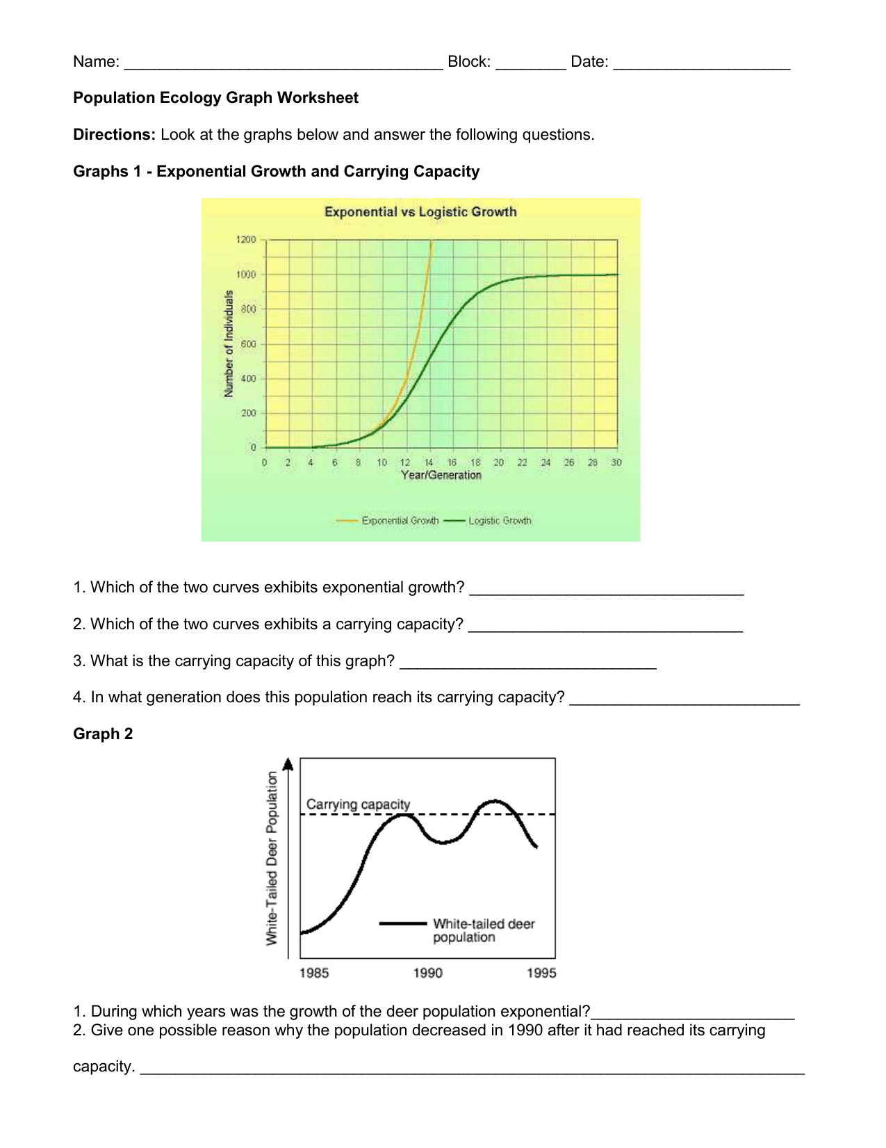 Graph Worksheet Graphing And Intro To Science Answer Key