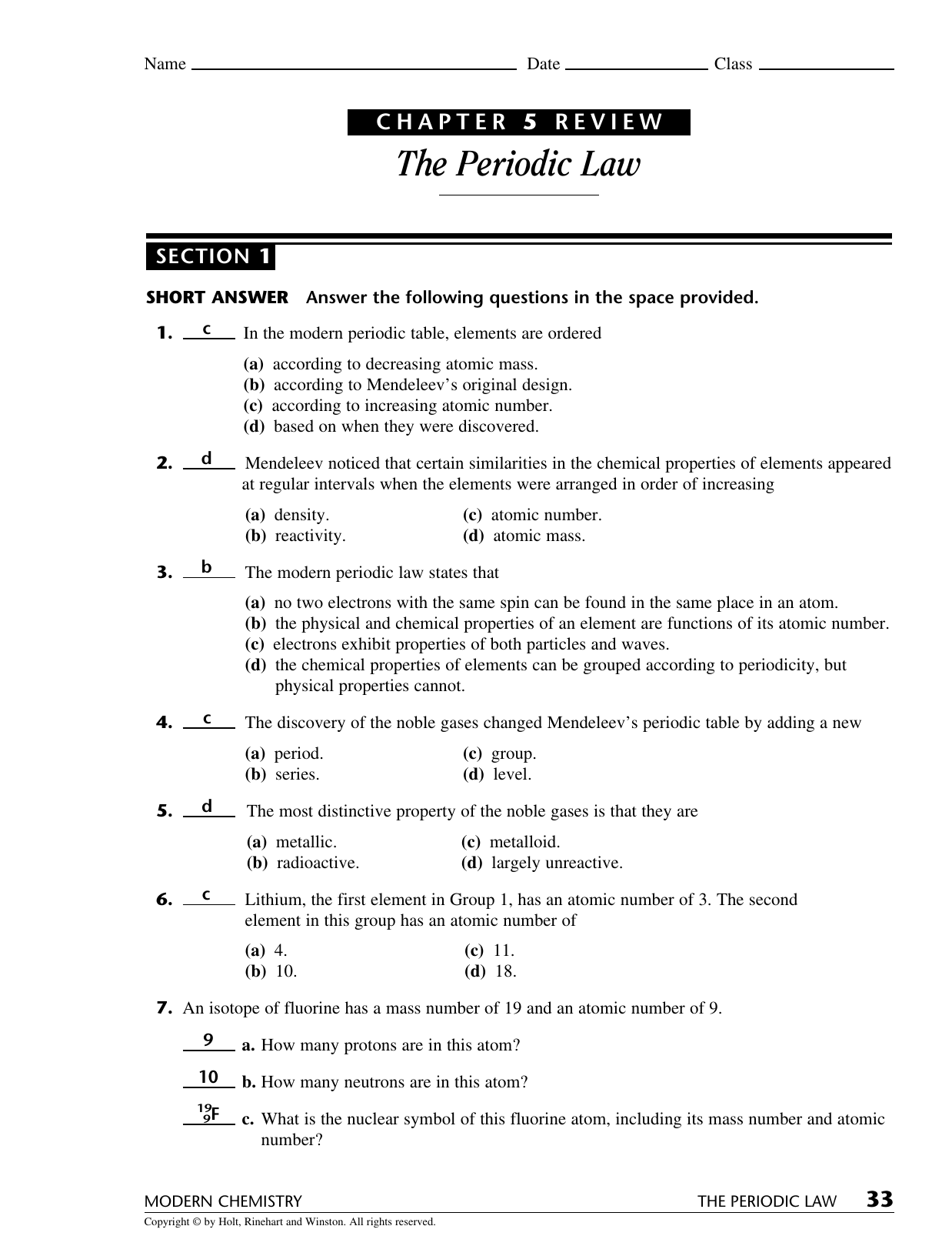 Ch5studyguide