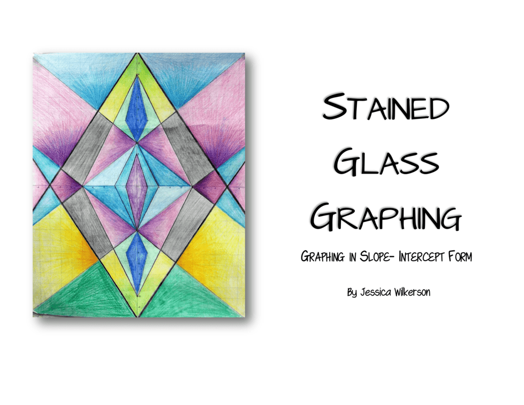 Stained Glass Window Project Graphing Linear Equations