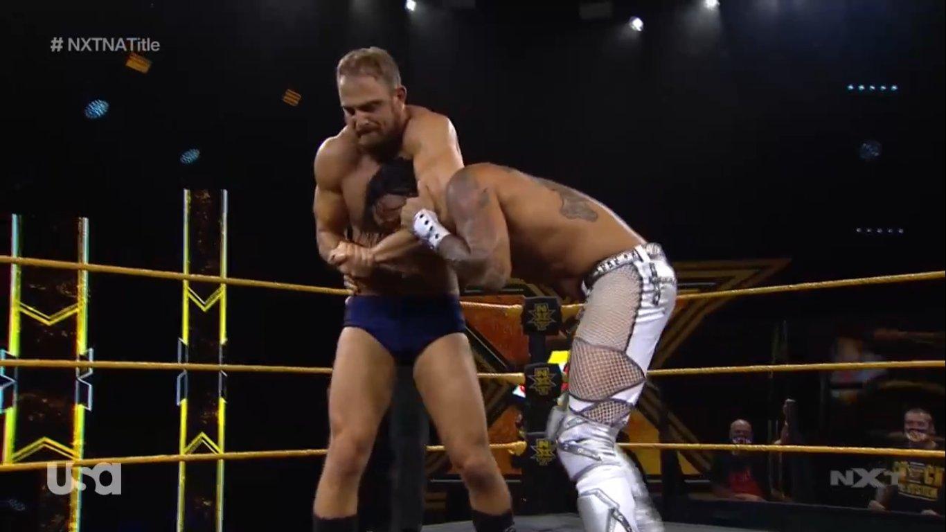 NXT: Damian Priest vence a Timothy Thatcher, retiene título – La neta de las cuerdas