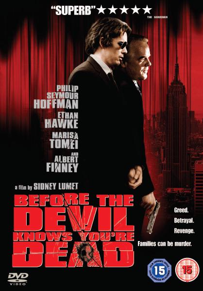 Before The Devil Knows You're Dead DVD | Zavvi