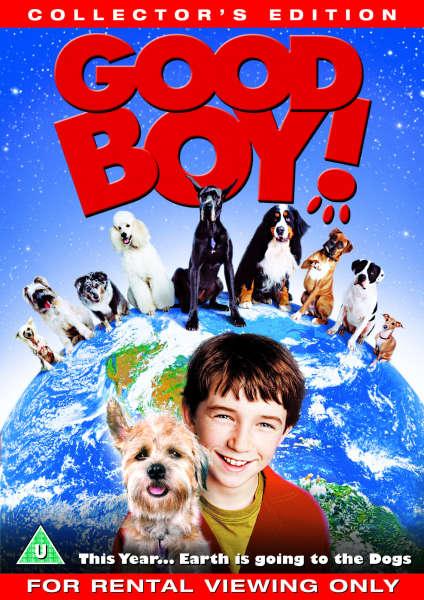 Good Boy DVD Zavvi